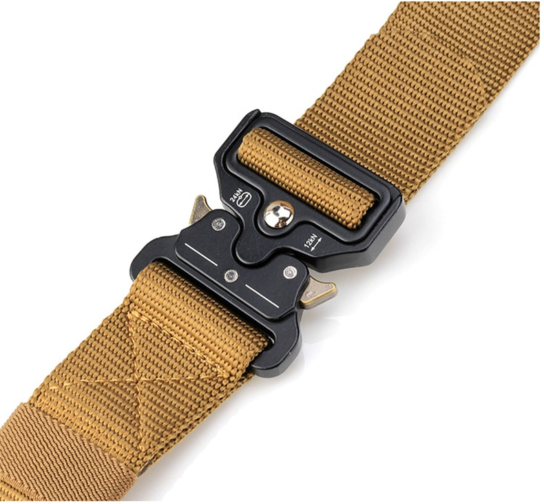 TACVASEN Men Brand Military Belt Quick Dry US Soldier Tactical Belt Combat Paintball Army Belt 3.8cm Nylon Waistband TD-BLL-012