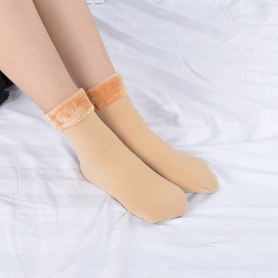 Women's Thick Thermal Wool Cashmere Socks