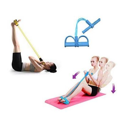 Pedal Exerciser Multi Function Tension Rope