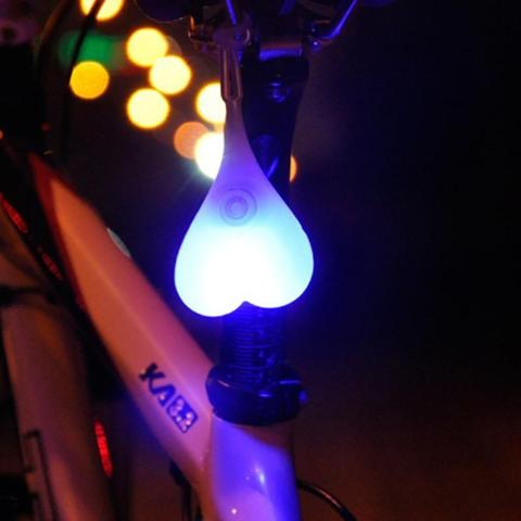 Bike Balls Funny and Noticable Taillight